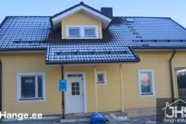 JKS Designs Ehitus OÜ , võtmed kätte elumaja ehitus, katusetööd, maja