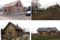 Kristavi Ehitus OÜ Eramu ehitus, eramu renoveerimine, renoveerimine, soojustustööd