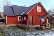 Kristavi Ehitus OÜ Eramu ehitus, Eramu renoveerimine, soojustustööd, katus