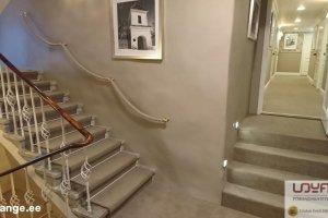 Loyatic OÜ Loyatic, Hotell Schlössle, põrandatöö, vaipkatte paigaldus
