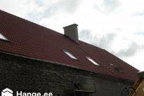 TRENDMASTER OÜ Katusetööd, Kivikatuse paigaldus, katusekivi, katusetööd.