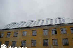 TRENDMASTER OÜ TRENDMASTER, Valtsplekist katusekatte paigaldustööd. Valplekk-katuse ehitus.
