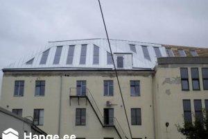 TRENDMASTER OÜ TRENDMASTER, Valtsitud katus, katusetööd, katuse ehitus.