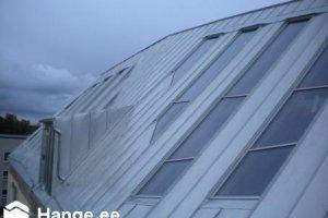 TRENDMASTER OÜ TRENDMASTER, Valtsplekist katusekatte paigaldustööd, katuse ehitus.