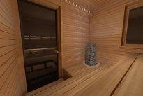 INTERCOM GROUP OÜ Saunaehitus, saun projektist ehituseni, saunamaailm ehitus