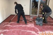 Eldola OÜ Põrandatööd, põrandate puhastamine, põranda pesu, põrandate pesu