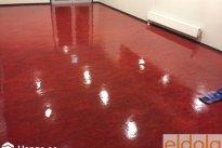 Eldola OÜ Põrandatööd, põrandate süvapesu, põrandate vahatamine