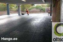Ottson OÜ Asfalteerimistööd, platside ehitus, platside asfalteerimine