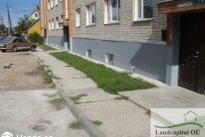 LANDCAPITAL OÜ Fassaaditööd, Kortermaja renoveerimine, vundamenditööd, soklitööd