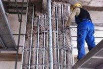 TRAVETER EHITUSTÖÖD OÜ Betoonitööd, Betooni saneerimine