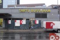 Pro-Building OÜ Renoveerimine, Tartu Bussijaama ümberehitustööd