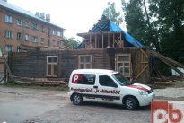 Pro-Building OÜ Ehituse peatöövõtt, kortermaja rekonstrueerimine, rekonstrueerimistööd