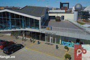 Pro-Building OÜ Pro-Building, Aura tervisekeskuse terrassi ja I korruse tualettide ümberehitus, terrassi ehitus, terrassi ehitamine