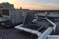 FleienVent OÜ Ventilatsioonitööd, katuse ventilatsioon, ventilatsioonitorustiku paigaldus, ventilatsioonisüsteemi paigaldus