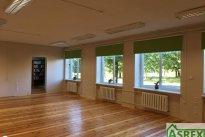 Asrex OÜ Renoveerimine, Gümnaasiumi raamatukogu renoveerimine