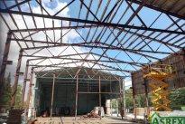 Asrex OÜ Renoveerimine, Turba pakketsehhi rekonstrueerimine ja laiendamine
