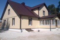 Unicom OÜ Eramu ehitus, fassaaditööd, soojustamine, katusetööd