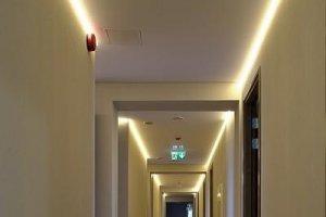 VECTA DESIGN OÜ VECTA DESIGN, valguskarniiside paigaldamine, valguskarniisid, Estonia SPA hotell