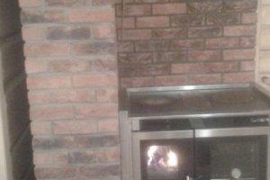 Tulease OÜ Tulease, ahju ehitamine, soojamüüri ladumine, küpsetamis pliit