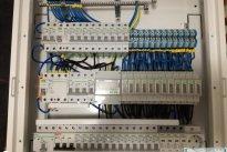 Elekter Sinu Kodus OÜ Elektritööd, elektrikilbi koostamine, elektrikilbid, elektrikilbi sisevaade
