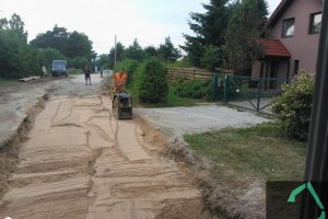 Regenton OÜ Regenton, Pinnase tasandamine, pinnasetööd, pinnasetöö