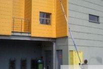 Vermeer OÜ Puhastusteenused, Fassaadi puhastus, puhastamine, pesemine