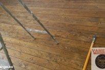 Vamerin OÜ Põrandatööd, vana laudpõranda lihvimine, õlitamine ja vahatamine