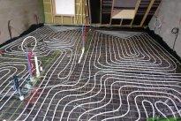 Baumeister OÜ Põrandaküte paigaldus