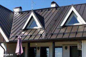 Toode AS Toode, Klassikprofiilkatused, katuse ehitus, katusetööd. Turvaelementide paigaldus