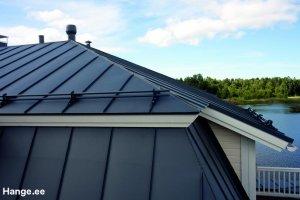 Toode AS Toode, Profiilkatused, katuse ehitus, katusetööd. Turvaelementide paigaldus