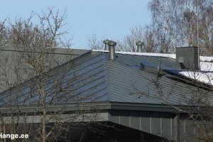 Toode AS Toode, Klassikprofiilkatused, katuse ehitus, katusetööd. Katteprofiil Klassik.