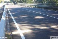 Stradacon OÜ Teede ehitus teede korrashoid, paisuvuukide lõikamine-täitmine bituumen kuumvalumassiga, paisuvuukide täitmine, paisuvuukide täitmine bituumeniga