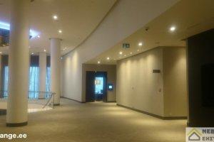 NEBEL EHITUS OÜ NEBEL EHITUS, Hilton konverentsi korrusseinte ja lagede viimistlus, seinte viimistlus