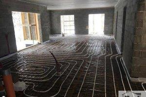 AMARK EHITUS OÜ AMARK EHITUS, põrandakütte paigaldus, betoonitööd, põrandatööd