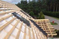 RUTAR GRUPP OÜ Katusetööd, katuse vahetus, katuse paigaldus, kivikatus