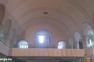 VIKING ART OÜ VIKING ART, Tartu Pauluse kiriku restaureerimine