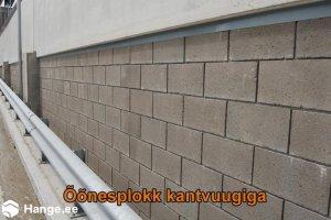 KONVENTO OÜ KONVENTO, Columbia plokk kantvuugiga, müüritööd, müüri ladumine