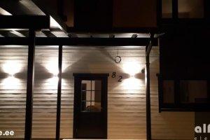ALFA LIGHT OÜ ALFA LIGHT, välisvalgustus, välisvalgustuse paigaldamine, valgustus