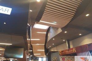 LAE EXPERT OÜ LAE EXPERT, puitripplagi, puidust ripplaed, kaubanduskeskuste laetööd