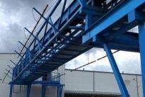 ANTMET METALLITÖÖD OÜ Metallitööd, Metallkonstruktsioonide montaaz, metallkonstruktsioonide demontaaz, metallkonstruktsioonide paigaldus