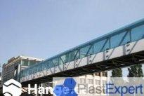 PLASTEXPERT OÜ Klaasimistööd, Kaetud ülekäigud