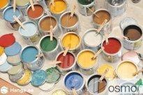 OSMO BALTIC OÜ Värvid värvimistarbed, õlibaasil värvid puidule