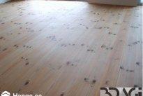 Bragi OÜ Põrandatööd, Põrandatöö, kuusk, lihvimine leelisega Kuusk