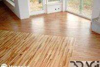 Bragi OÜ Põrandatööd, Põrandatöö. Tiigripuu paigaldus, lihvimine, lakkimine