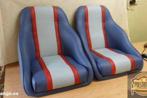Polstritööd OÜ Polstritööd, nahkmööbli pesu, mööbli taastamine, mööbli restaureerimine