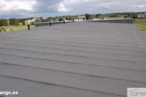 LAMEKATUS OÜ Katusetööd, katus, katuse ehitus. lamekatus. lamekatuse ehitus, lamekatuse paigaldus
