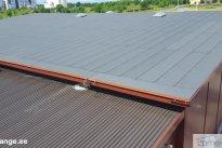 LAMEKATUS OÜ Katusetööd, aluspinna ehitamine vineerist, SBS katusematerjali paigaldamine, servapleki paigaldamine