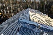 KADAR GRUPP OÜ Eramu ehitus, uute katuste ehitus, katusekatte paigaldamine, katuse parandus