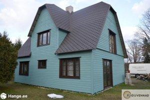 PUIDUVENNAD OÜ PUIDUVENNAD, puitfassaadid, puidust fassaadid, puitfassaad