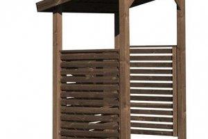 PUIDUVENNAD OÜ PUIDUVENNAD, puidust prügimaja, puidust prügimajad, puitehitis